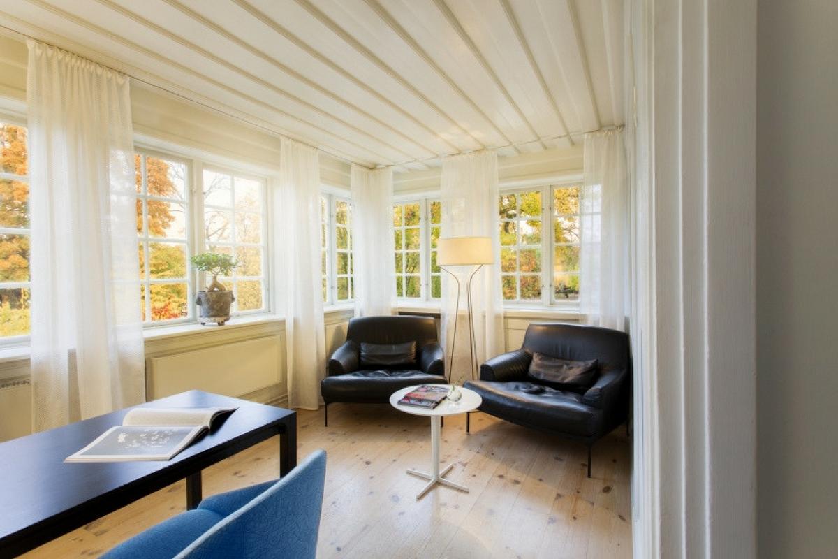 Bidroom interview with Hotel Skeppsholmen