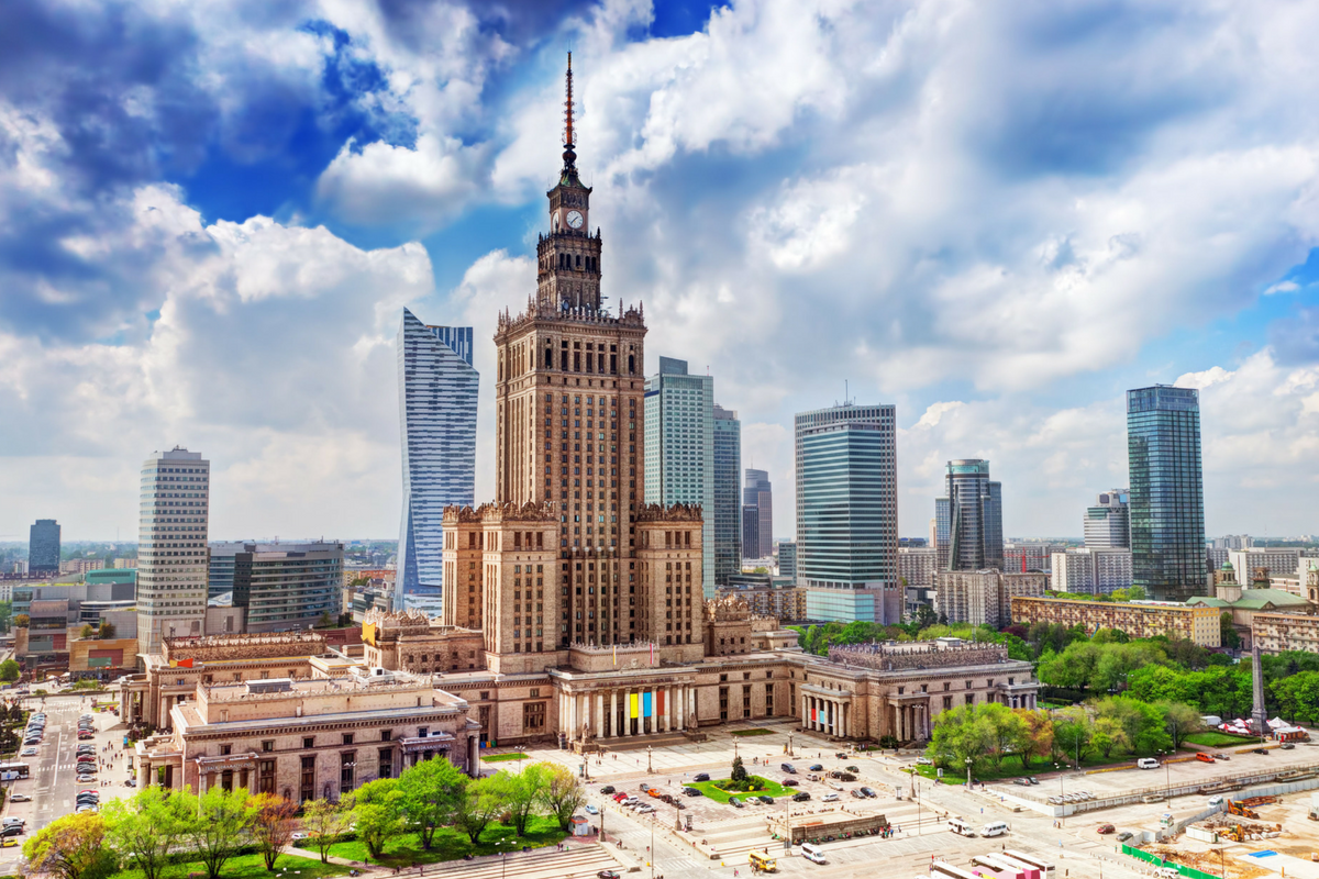 Warsaw Hotel Booking