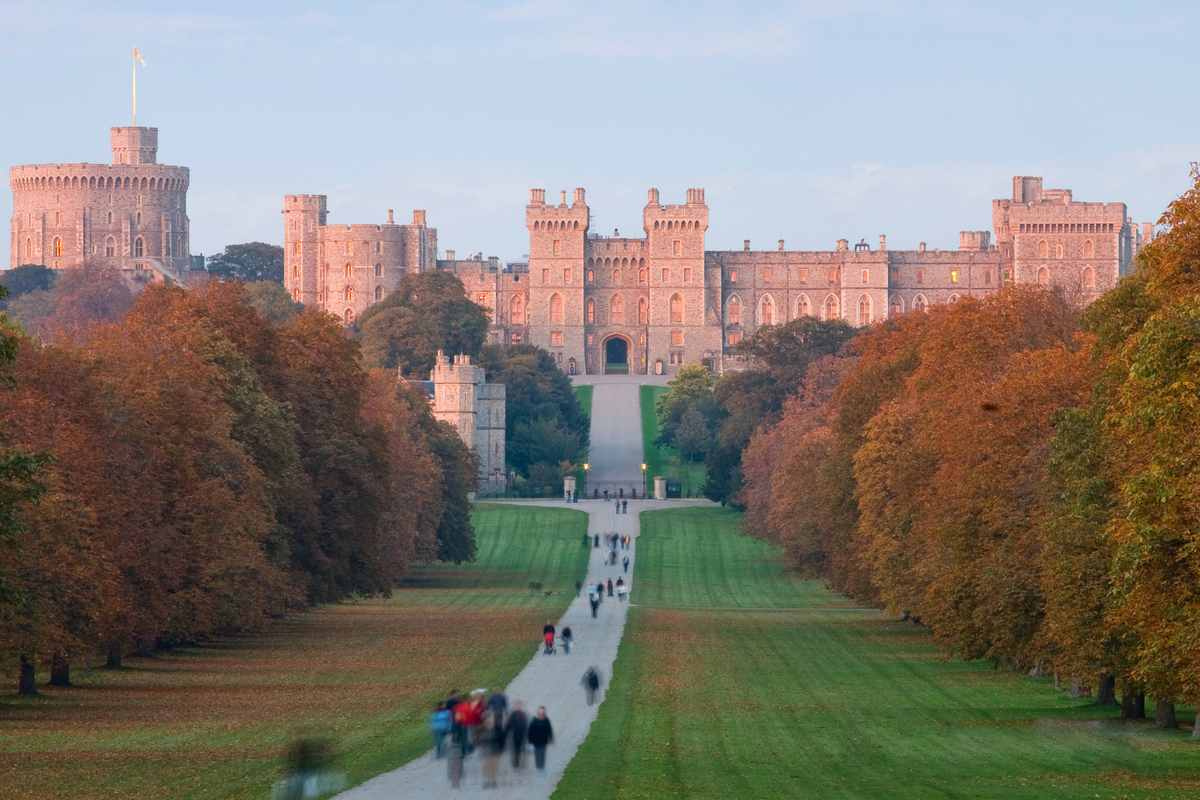 Palace of the Queen Elizabeth II, Windsor Castle