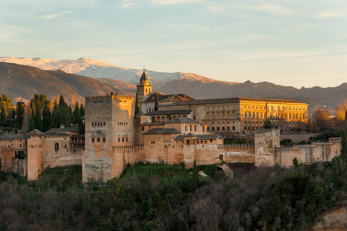 Andalusia, Granada