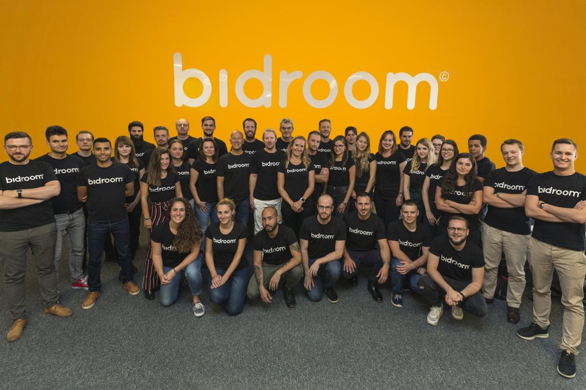Bidroom Team